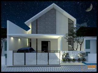 CV Leilinor Architect Terrace house Grey
