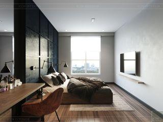 ICON INTERIOR Habitaciones de estilo industrial