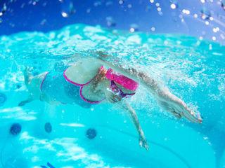 Schwimmerlebnis mit Gegenstromanlage SPA Deluxe GmbH - Whirlpools in Senden Moderne Pools