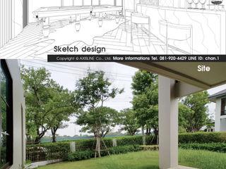 บริษัทแอคซิสลาย จำกัด Interior landscaping
