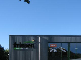 Verheij Architecten BNA Industrial style offices & stores