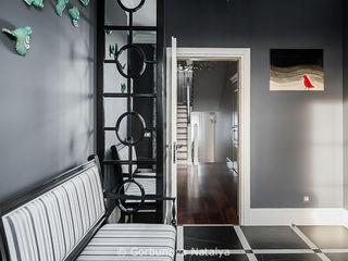 BELOBORODOVDESIGN Corredor, vestíbulo e escadasAcessórios e decoração