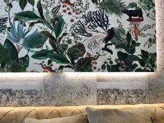 Cambio de estilismo / Restaurante OhBo Isa de Luca Comedores de estilo colonial