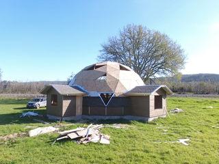 Casa Domo Antilhue, Ruta Valdivia - Los Lagos Constructora Crowdproject