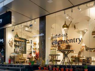 flamingo architects オフィススペース&店 セラミック 白色