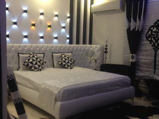 7WD Design Studio Quartos minimalistas Madeira Branco