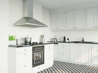 Retromix The London Tile Co. Pareti & PavimentiPiastrelle