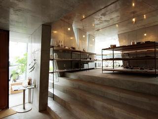 CO2WORKS Modern walls & floors Concrete Grey