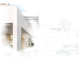Obra nueva. Arquitectura de autor Otto Medem Arquitecto vanguardista en Madrid Casas unifamilares