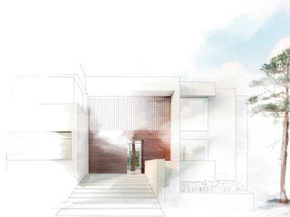 Obra nueva de Arquitectura de autor en Madrid Otto Medem Arquitecto vanguardista en Madrid Casas unifamilares