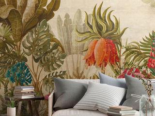 Tecnografica Murs & Sols coloniaux Multicolore
