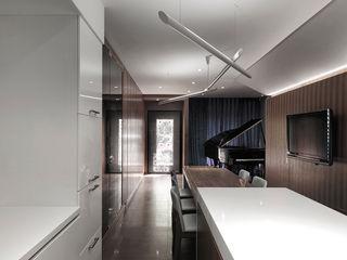 形構設計 Morpho-Design Modern dining room