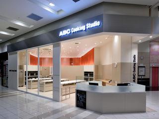 KITZ.CO.LTD Commercial Spaces Aluminium/Zinc Orange