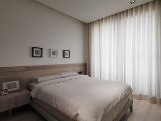 形構設計 Morpho-Design Modern style bedroom