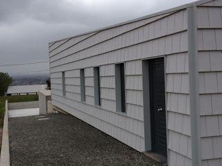 BMI GROUP Gable roof Ceramic White