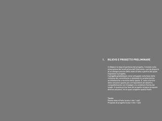 Presentazione iter progettuale Chantal Forzatti architetto Cucina attrezzata MDF Variopinto
