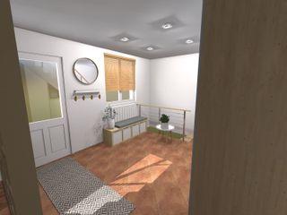 relion conception Vestíbulos, pasillos y escalerasAccesorios y decoración