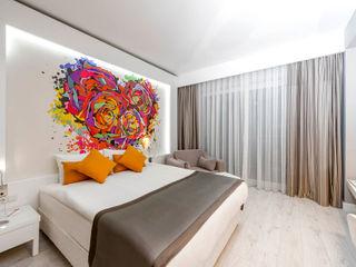 Kalya İç Mimarlık \ Kalya Interıor Desıgn Hotéis modernos Madeira Laranja