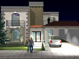 grupo ME Arquitectos Окремий будинок