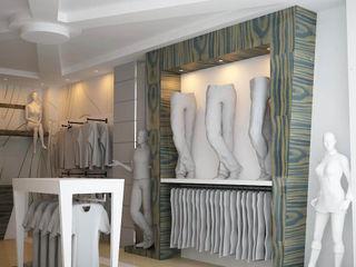 Kalya İç Mimarlık \ Kalya Interıor Desıgn Espaços comerciais modernos Madeira Acabamento em madeira