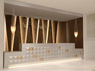 Kalya İç Mimarlık \ Kalya Interıor Desıgn Hotéis clássicos Madeira Ambar/dourado