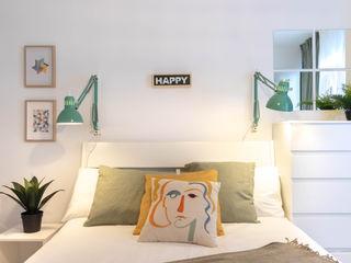 Decoración de un piso de estudiantes en alquiler en Bilbao Home Staging Bizkaia