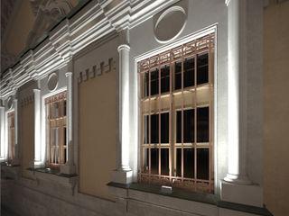 CERTUS Lighting Balconies, verandas & terraces Lighting