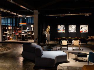 Adriana Scartaris: Design e Interiores em São Paulo محلات تجارية Black