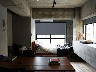 除了美感外,還多了一份機能的夢想家居|Motorized 電動窗簾.窗簾推薦 MSBT 幔室布緹 窗戶與門百葉窗與捲簾 布織品 Black