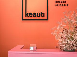 CONSCIOUS DESIGN - INTERIORS 辦公室&店面 Pink