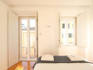 Lisbon Heritage Camera da letto moderna