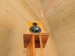 D-fi Sound Minimalist museums Wood Wood effect