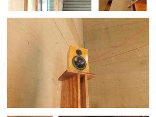 D-fi Sound Minimalist museums