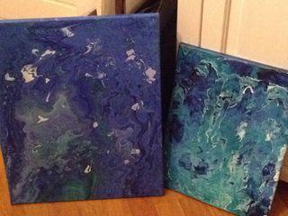 Pisos inteligentes P.I.M.P งานศิลปะแต่งบ้านรูปภาพและภาพวาด วัสดุสังเคราะห์