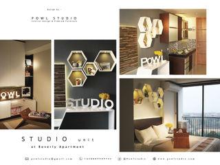 Beverly Honeycomb Tipe Studio Apartment POWL Studio