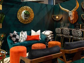 Decorex South Africa Sian Kitchener homify Salones de eventos
