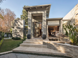 Spegash Interiors, House Parkwood, South Africa Sian Kitchener homify Casas modernas