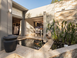 Spegash Interiors, House Parkwood, South Africa Sian Kitchener homify Jardines de estilo moderno