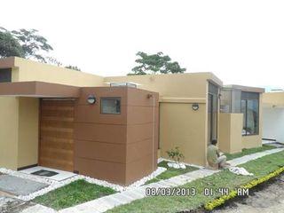 Construcción casa campestre - Villeta NetCom Construcciones Casas campestres