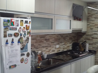 Remodelación cocina - Bogotá NetCom Construcciones Armarios de cocinas