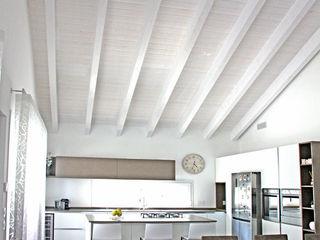 Villa in legno a Pognano (BG) Marlegno Cucina in stile classico
