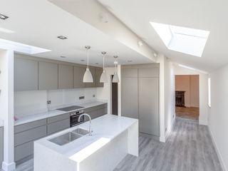Victoria Street, 2019 TAS Architects Minimalistische Küchen