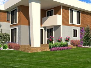 M.A ÖZEL KONUT Peyzaj Projelendirme & Uygulama konseptDE Peyzaj Fidancılık Tic. Ltd. Şti. Klasik Bahçe
