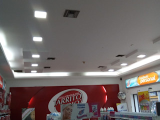 CARVIC INSTALACIONES ELECTRICAS Office spaces & stores