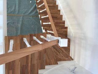 Decohouse Interior landscaping Kayu Wood effect