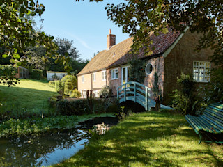 Watermill Restoration Hart Design and Construction Country house
