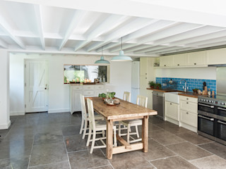 Watermill Restoration Hart Design and Construction Built-in kitchens