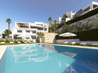 THE LEVEL G&J ARQUITECTURA Casas multifamiliares