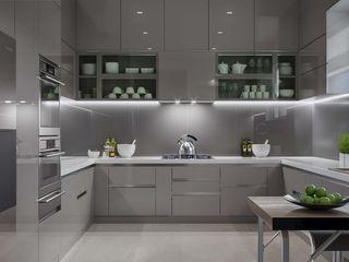 De Panache - Interior Architects Modern style kitchen