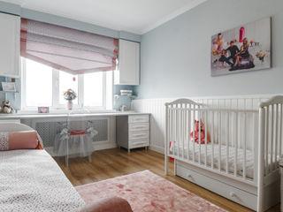 Элит интерьер и ландшафт Спальня для дівчаток Дерево Сірий
